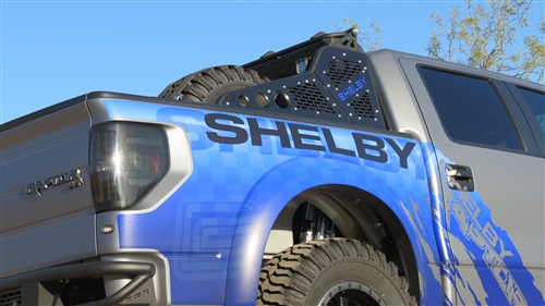 Ford F150 Light Bar >> Shelby Raptor/F150 Race Series Chase Rack (2009-2014)